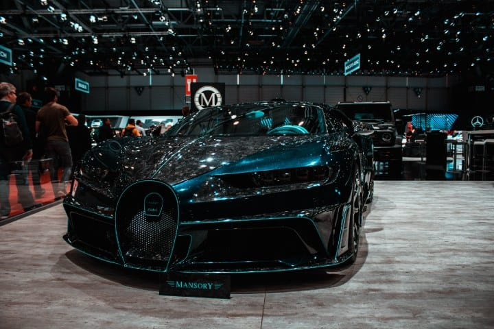 New York Internacional Auto show. Foto:  Tim Meyer