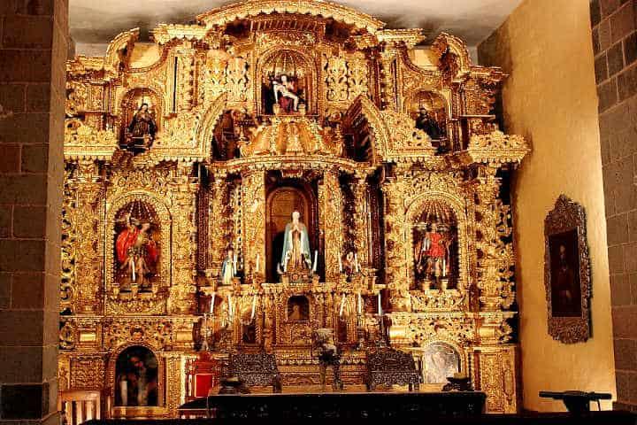 Iglesias antiguas.
