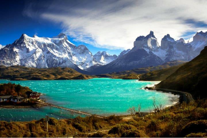Parque Nacional Torres del Paine Foto El Observador del Sur