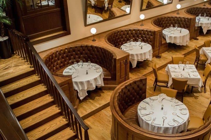 Restaurante The Palm Ciudad de México. Foto: The Palm Mexico City