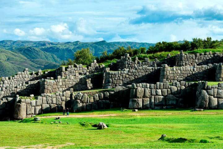 Antiguas ruinas