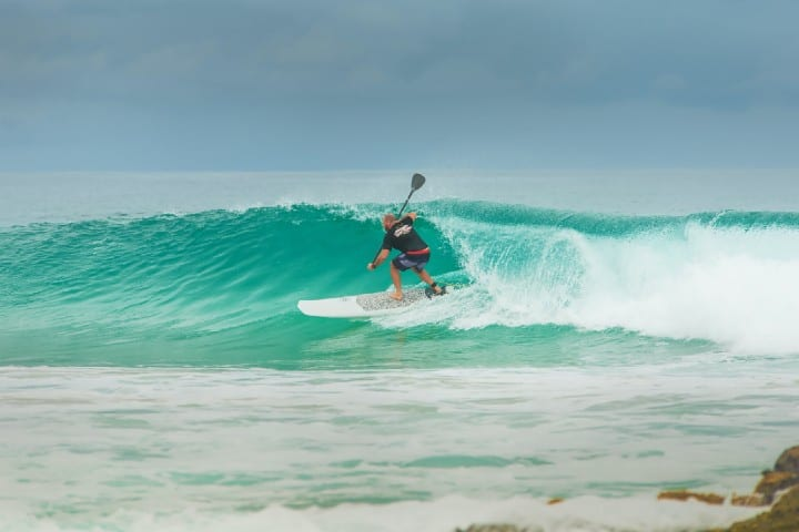 Stand Up Paddle Board. Foto: Michael Glass