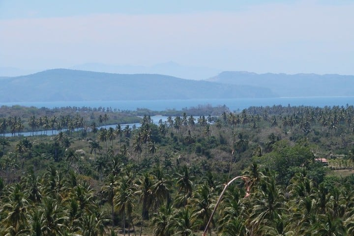 Vista desde el fuerte. Créditos a José Miguel Escobar Pérez