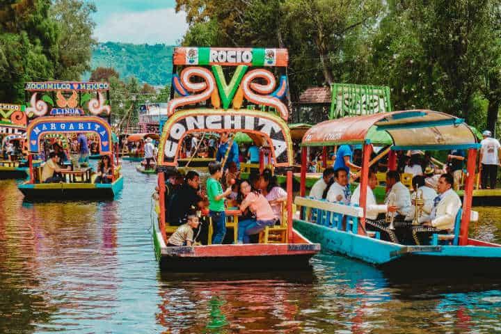 Xochimilco Roberto Carlos Roman