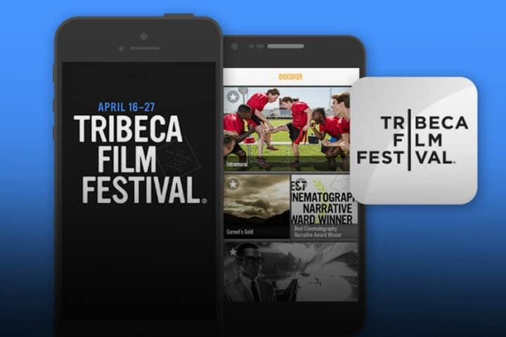 app tribeca film