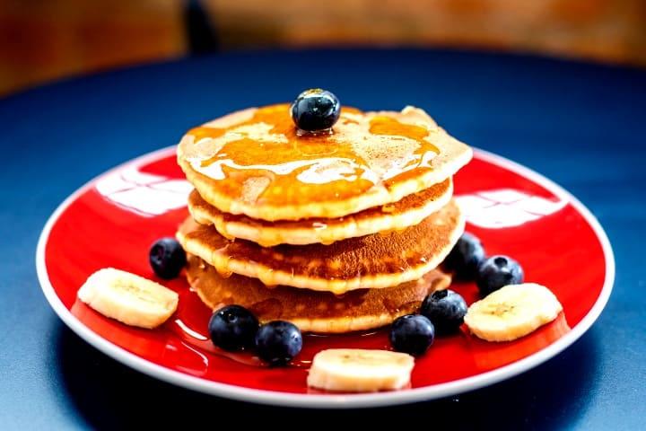 calientitos pancakes
