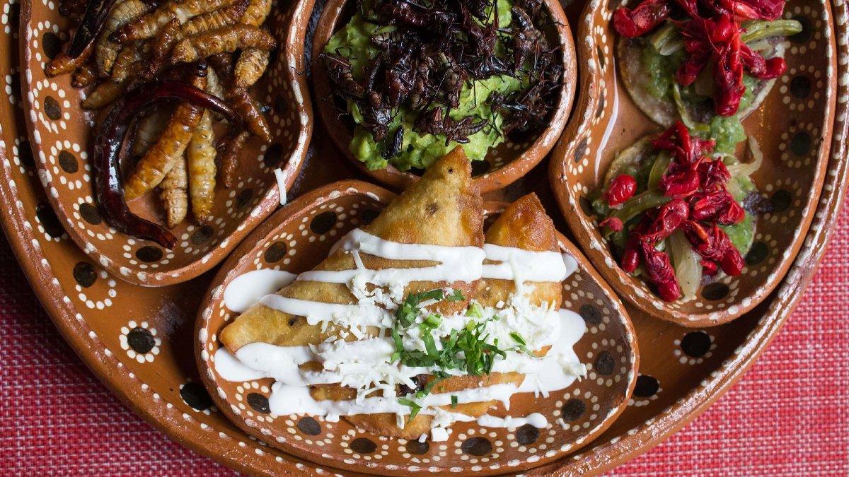 Time Out México Foto: Los chapulines, un gran platillo de gastronomía mexicana