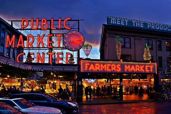 _pike place market Foto Culture Trip