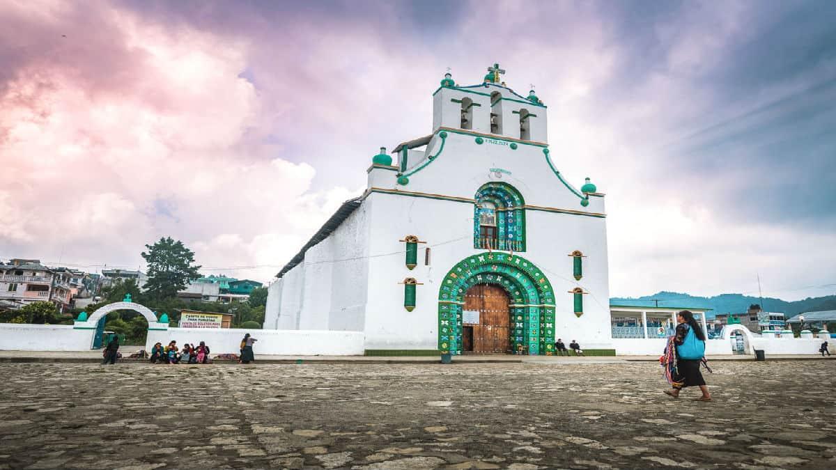 iglesia de chamula