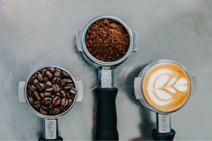 proceso del cafe