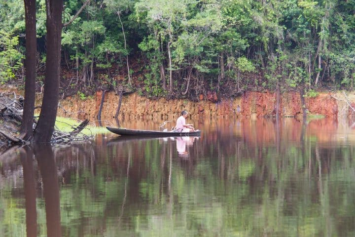Amazonas. Foto:  Stephanie Morcinek