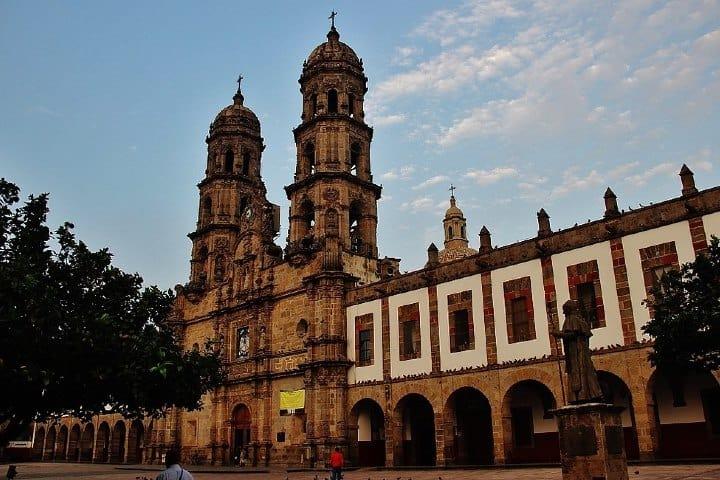 BASÍLICA DE NUESTRA SEÑORA DE ZAPOPAN. Foto: Catedrales e Iglesias