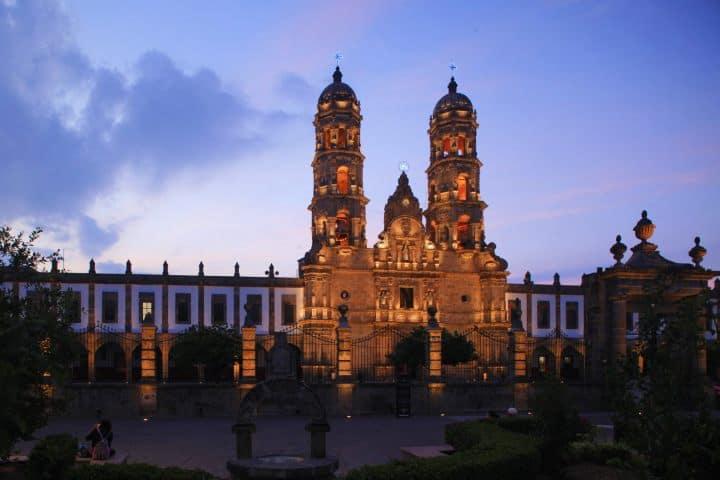 Basílica de Zapopan Foto egea com mx (1)