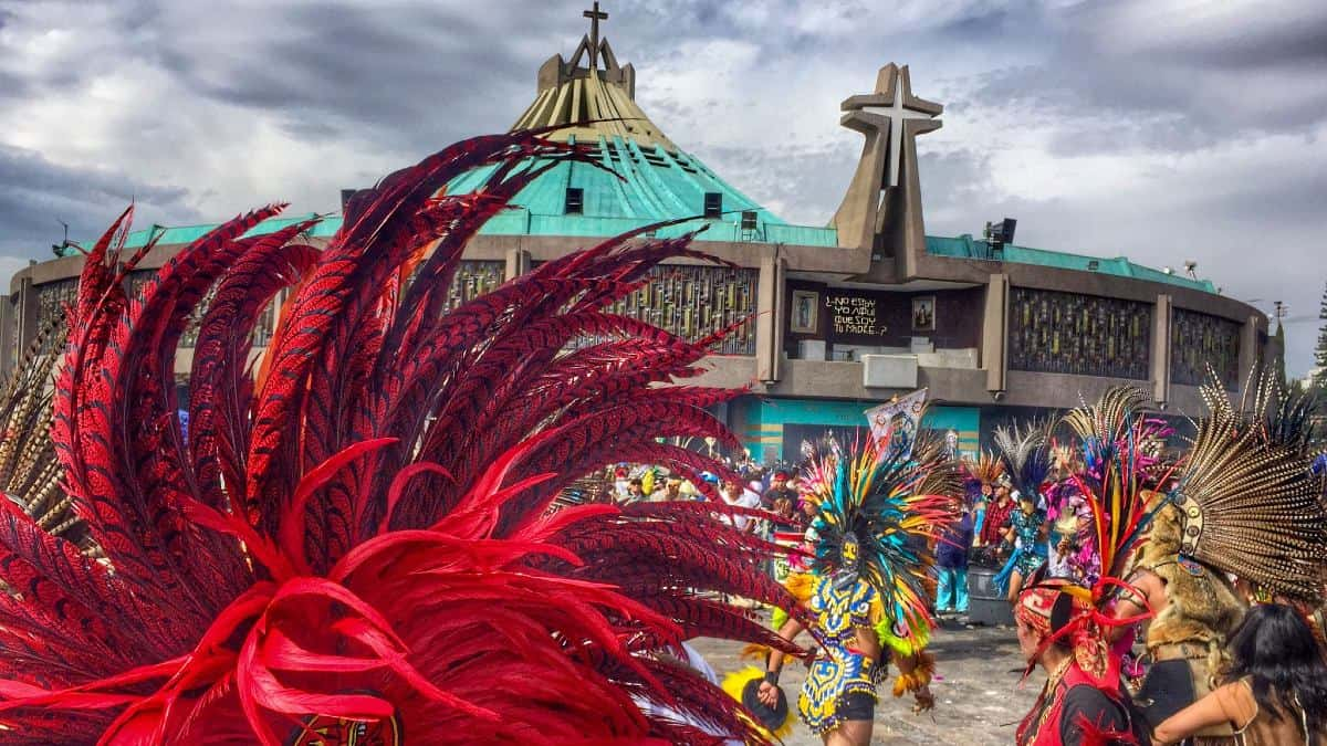 Basílica de Guadalupe. Foto: Fernando Careaga