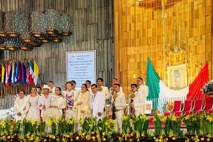 Basílica de Guadalupe. Foto: El Dasa Turismo religioso en México
