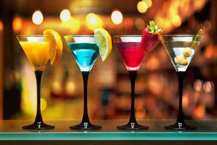 Bebidas durante un viaje en crucero Foto trucoslondres com (1)