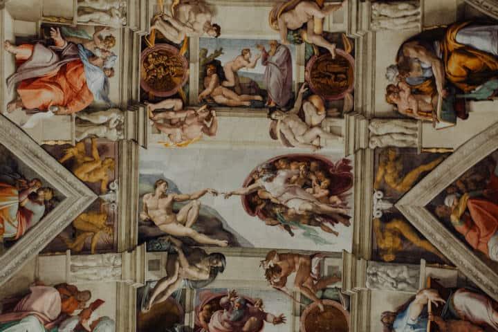 Capilla Sixtina. Vaticano. Foto. Calvin Craig