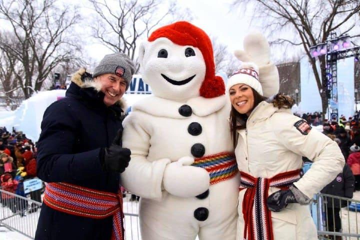 Carnaval de Quebec. Foto: Rogers Hometown Hockey