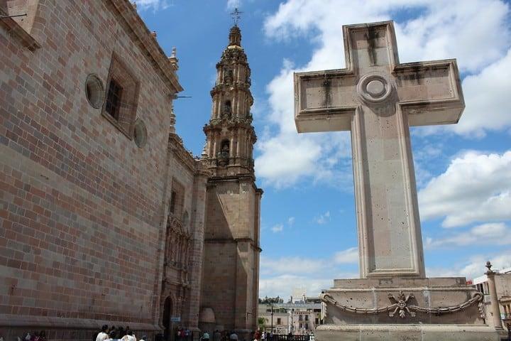 Catedral Basílica de San Juan de Los Lagos. Foto: Luis Alejandro