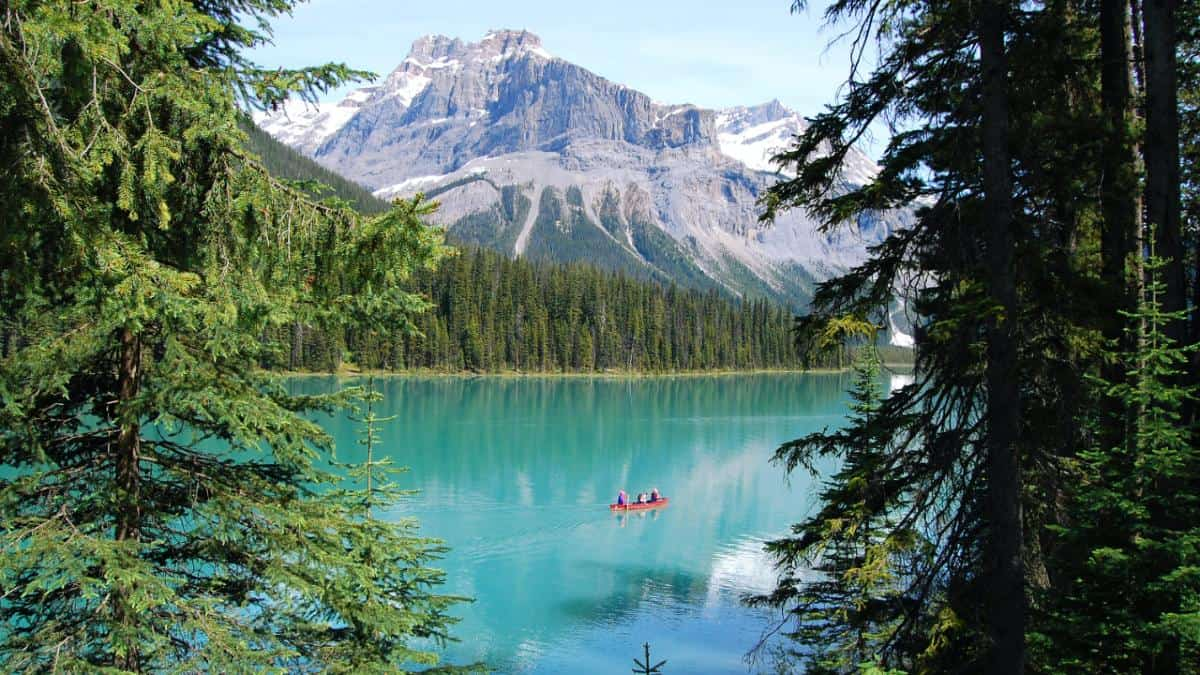 Emerald Lake Canada. Foto:  Bruno Soares