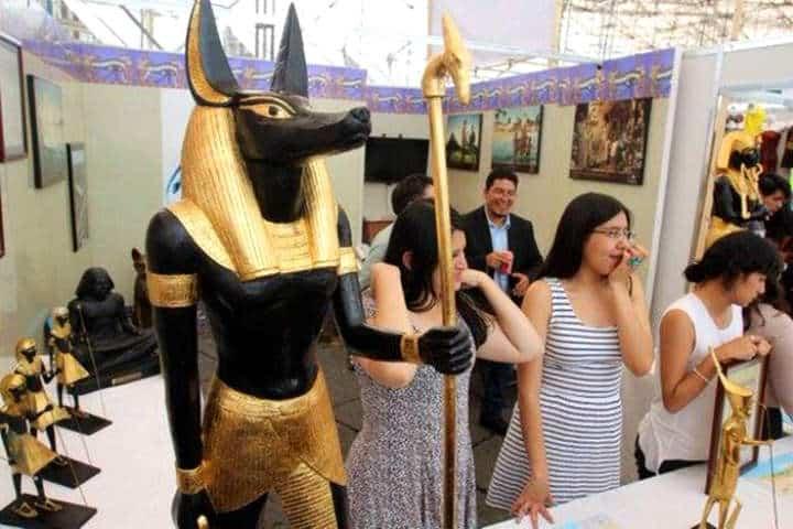 Feria de las Culturas Amigas Foto Proceso