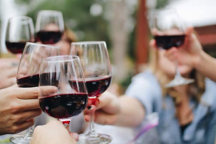 Festival del vino. Foto: Kelsey Knight