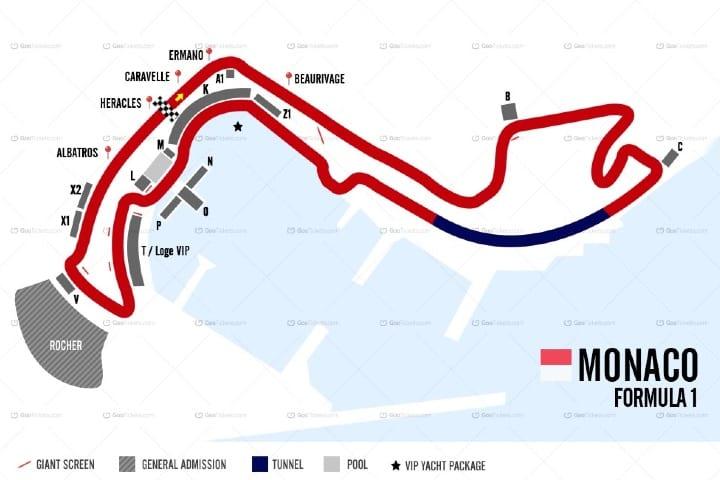 Grand Prix de Mónaco 1