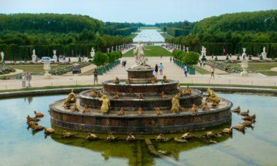 Grandes Aguas Musicales de Versalles. Foto: Mateus Campos Felipe