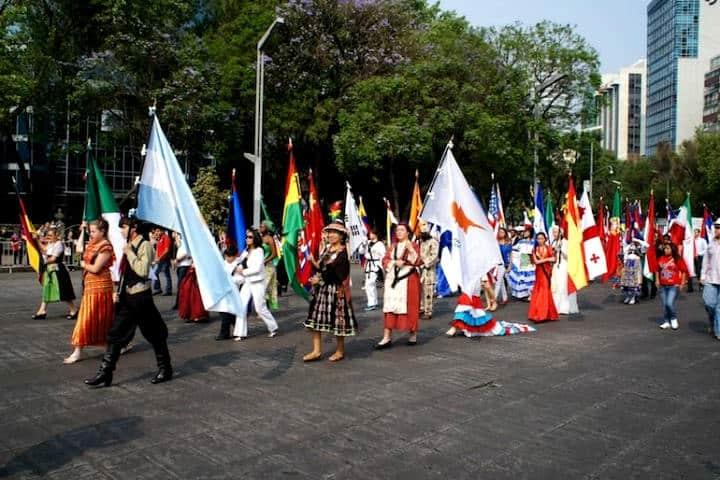 La Feria de las Culturas Amigas es un evento mágico Foto Cultura Colectiva News