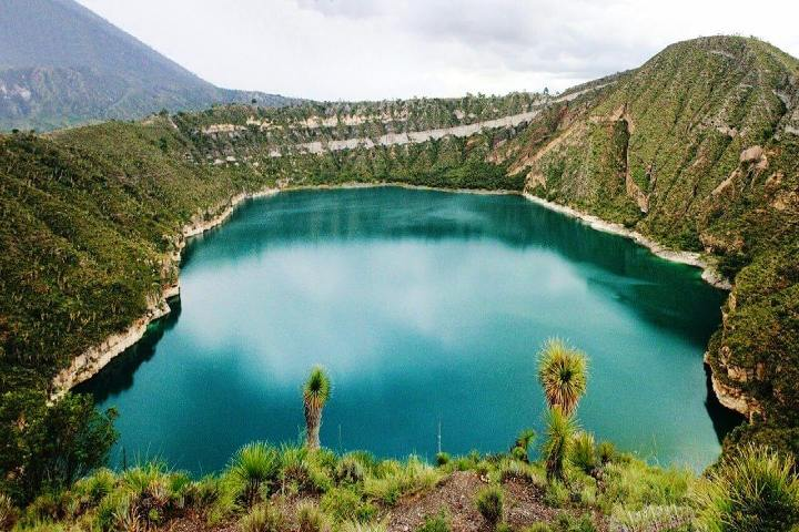 Laguna Grande. Foto: elpopular.mx