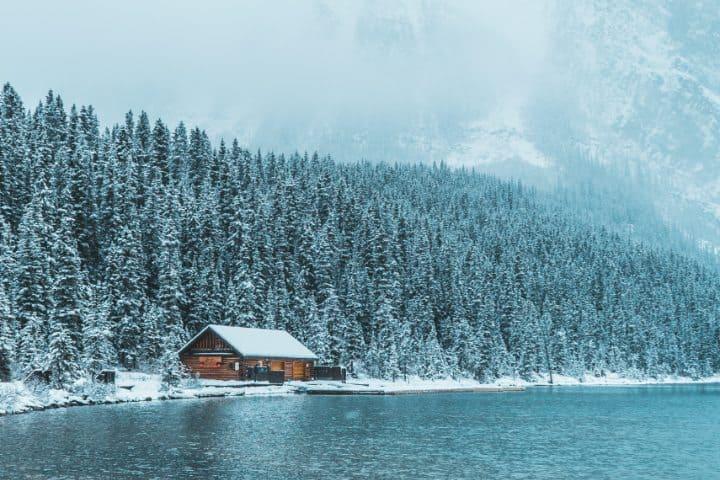 Lake Louise Canada. Foto: Bantersnaps