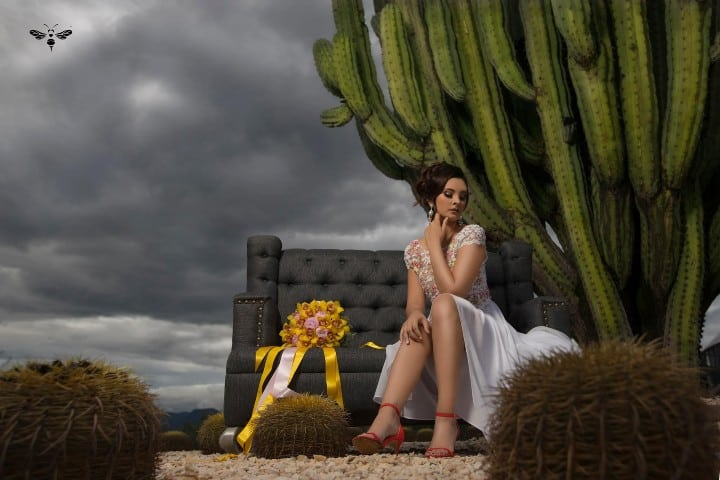 Modelo Jardines de México. Foto: LEO VÁZQUEZ Wedding Photography