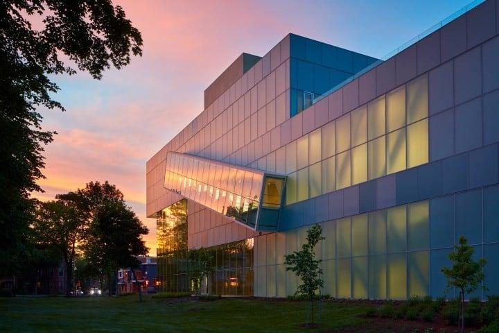 Museo Nacional de Bellas Artes de Quebec. Foto: CIBL 101,5