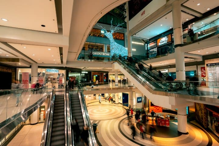North Star Mall. Foto:  Sunyu Kim