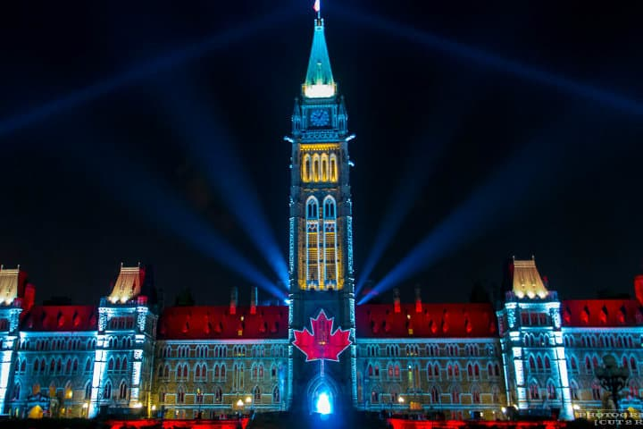 Parliament Hill Foto por Cut2Run