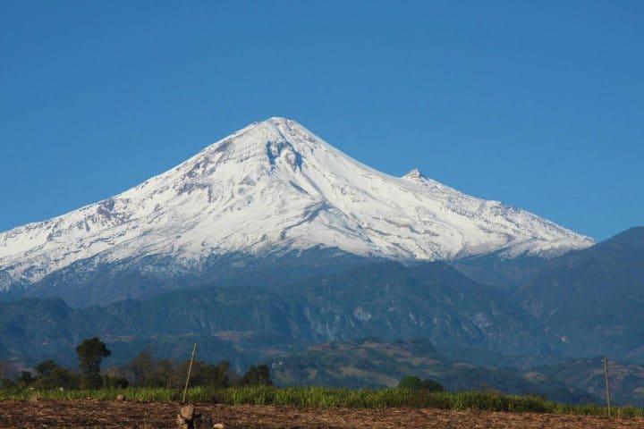 Pico de Orizaba. Foto: horacero.mx