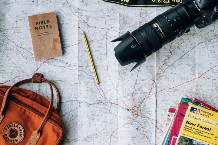 Planeación de viajes. Foto:  Annie Spratt Visa de no migrante de Estados Unidos