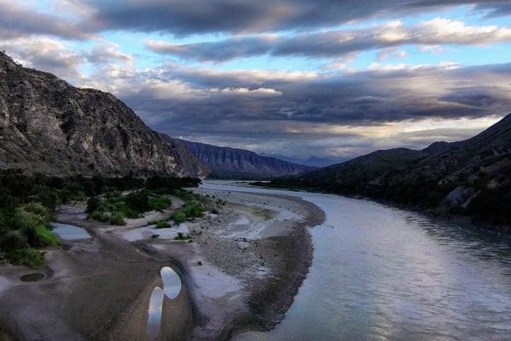Río Marañón. Foto: Zsa Zsa Frayssinet Selva de los espejos en Perú