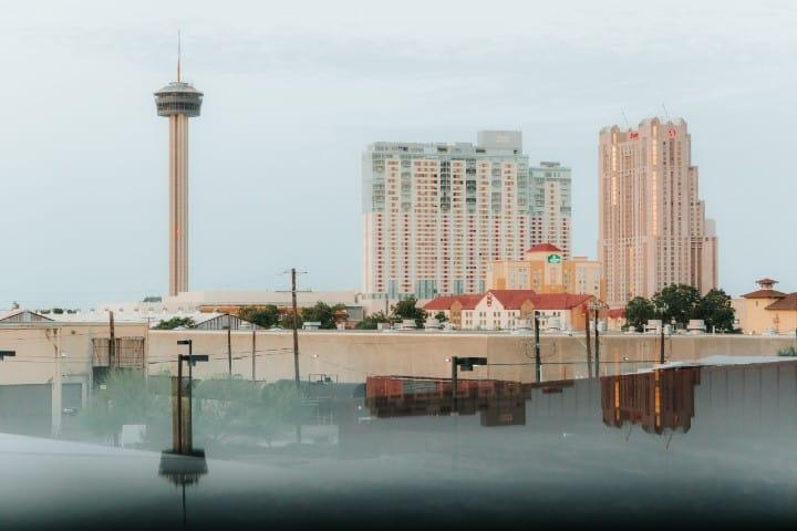 San Antonio Texas. Foto:  Henry Becerra