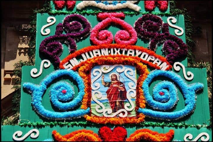 Santuario del señor de Chalma. Foto: Catedrales e Iglesias Turismo religioso en México