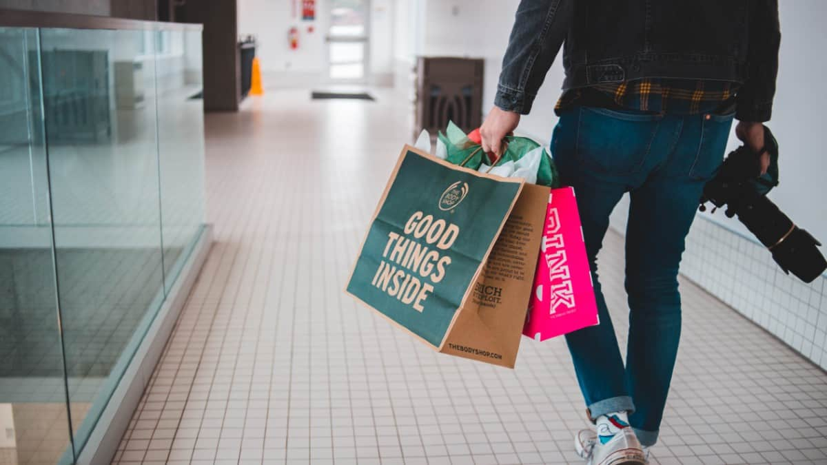 Shopping. Foto: Erik Mclean