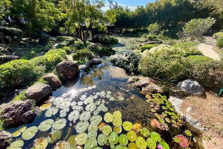 Una muestra de la belleza de estos jardines, Foto Angelica Pérez Serrano