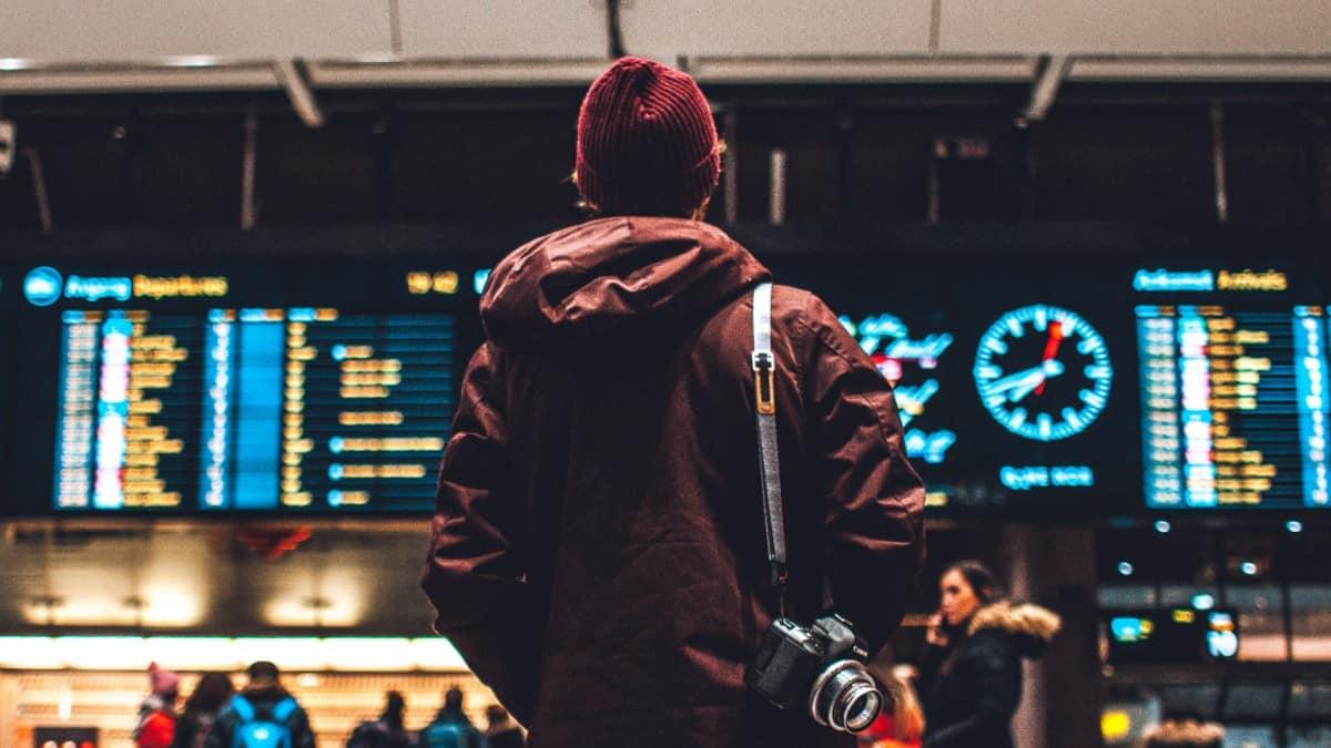 Viaje listo. Foto: Erik Odiin