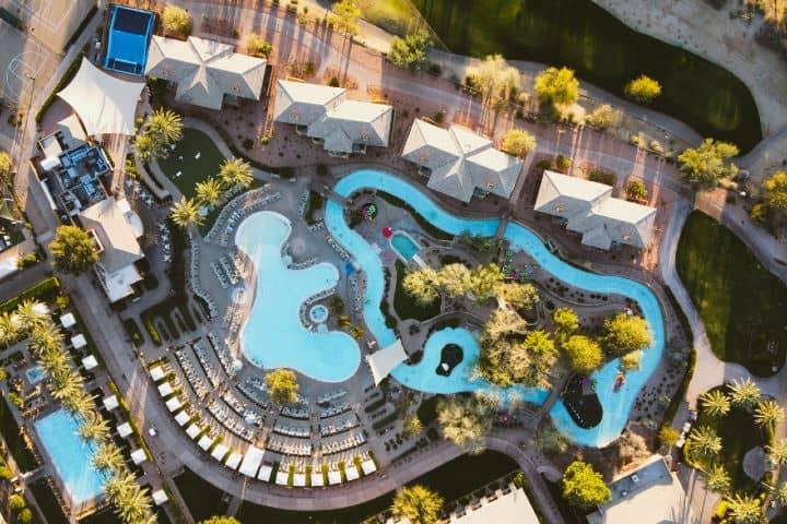 Westin Resort At Kierland. Foto: June