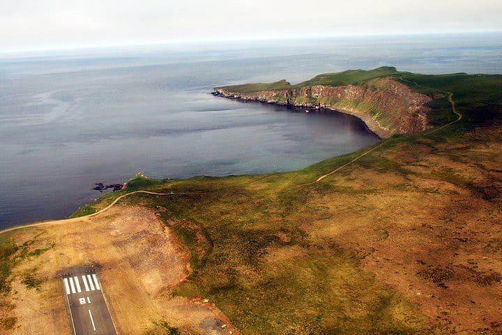 Isla de Grimsey.
