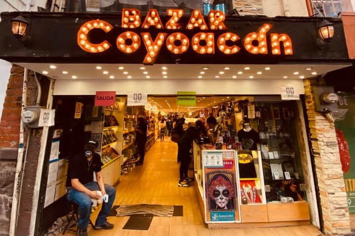 Bazar Coyoacán en Fb