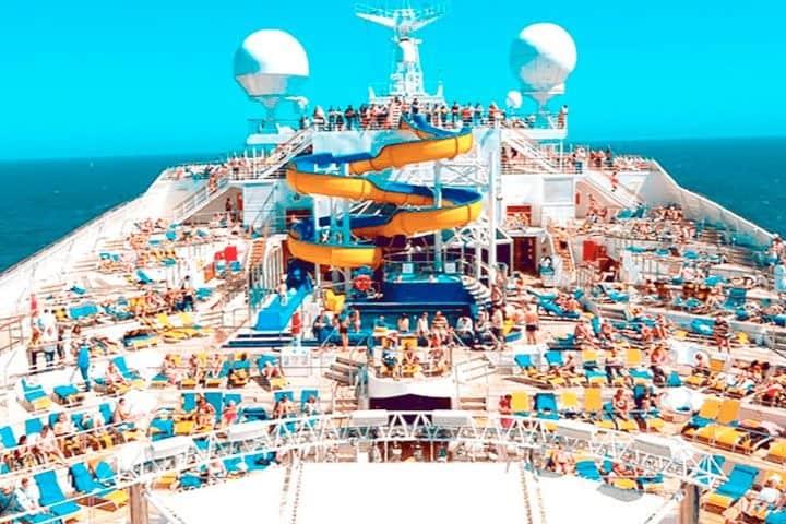 Diversión en el crucero Foto tucrucero com