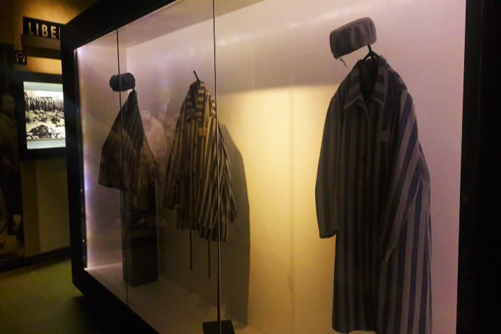 Holocausto sala 2. Foto: easmusu.com