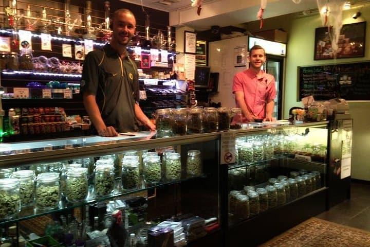 Países donde es legal comprar marihuana