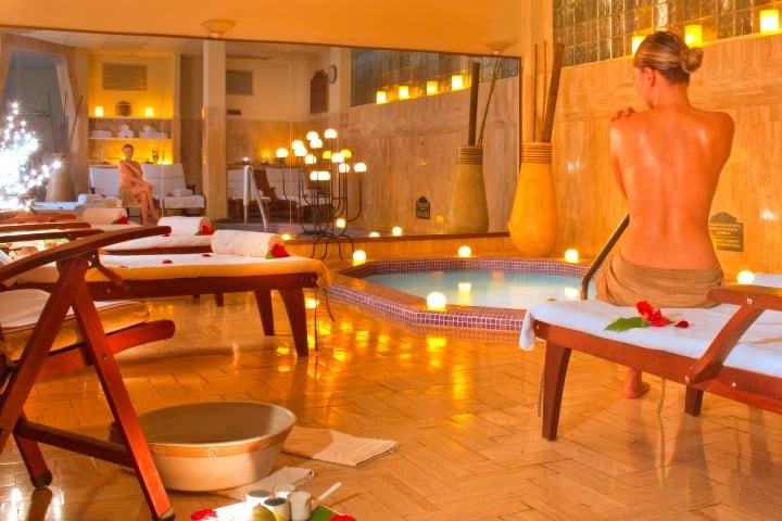 masaje Balinés en el Gem Spa